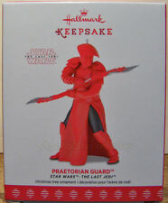 NEW Star Wars THE LAST JEDI 2017 PRAETORIAN GUARD Ornament ~ Hallmark