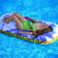 "Margaritaville 74"" x 29"" Inflatable Swimming Pool Mattress Float"