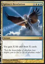 Sphinx's Revelation // FOIL // Presque comme neuf // Return to Ravnica // Engl. // Magic