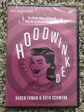 NEW - Hoodwinked: Ten Myths Mom's Believe & Why We All Need To Knock It Off DVD