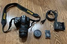 Nikon D D40 6.1MP Digital SLR Camera - Silver (Kit w/ AF-S DX ED G 18-55mm Lens)