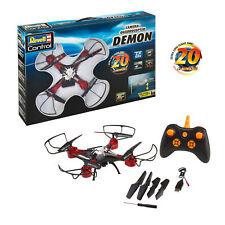 Quadrocopter Long Flight Cam-Copter DEMON Revell Control 23876 Quadcopter Kamera