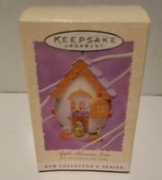 HALLMARK Keepsake Ornament 1995 Easter Collection Apple Blossom Lane Collectors