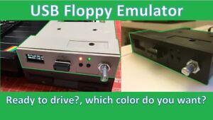 GOTEK FLASH FLOPPY OLed DISPLAY Rotary Encoder USB -  Atari // Amiga // Acorn //