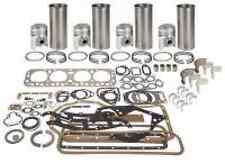 Farmall Super M Mta Super W6 Early 400 Engine Overhaul Kit With Metal Head Gasket