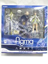 Max Factory FIGMA 026 Magical Girl Lyrica Nanoha Hayate Yagami Knight Armour ver