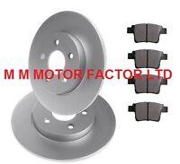 Ford Mondeo Mk3  2004-2007  1.8 2.0 TDCi, 2.2, 2.5 ST220 Rear Brake Discs & Pads