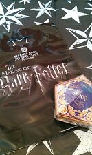 Harry Potter Tour Chocolate Frog Including a Special Wizarding Collectors Card