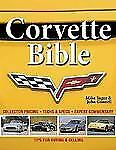 Mike Yager's Corvette Bible-ExLibrary