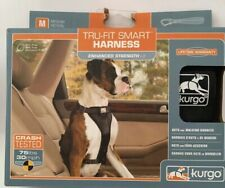 Kurgo Tru-Fit Smart Harness Enhanced Strength (Medium) Car or Walking NIB