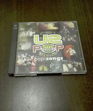 U2-2 CDS-LIVE POP MART DENVER 1997-INCLUYE LIBRETO-VERY RARE