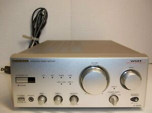 Compact ONKYO Integrated Stereo Amp Amplifier A-905X WRAT Tested Works Great