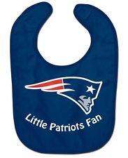 New England Patriots All-Pro Baby Bib - NFL Infant Newborn Polyester Terrycloth