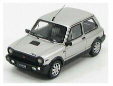 AUTOBIANCHI A112 ABARTH 70 HP - 7' SERIES 1984 SILVER KESS KE43022001 1/43 250 P