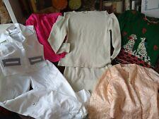New ListingWholesale Lot 20 Vtg Ladies Clothes-Hong Kong, Italy, Ireland,Nz, Resale exa