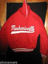 1960's Mechanicville New York School Wool Jacket Empire Sporting Goods NYC
