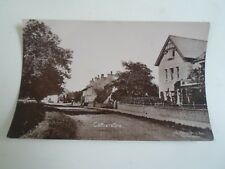 COTHERSTONE, Old RPPC by A Ramsden & Son Cotherstone Franked+Stamped   §A2215