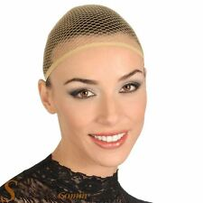 Wig Cap Nude Breathable Hair Mesh Net Accessory For Fancy Dress Wigs