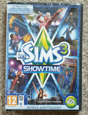 PC DVD The Sims 3 Showtime Expansion New French Version Damaged Box