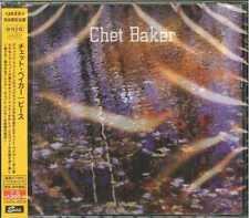 CHET BAKER-PEACE-JAPAN CD Ltd/Ed B63