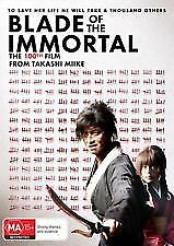 Blade Of The Immortal (DVD, 2018)