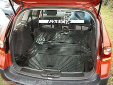 Renault Megane Sport Tourer Rubber Boot Mat Liner Options and Bumper Protector