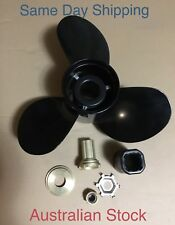 NEW MERCURY MARINER PROPELLER PROP 70 - 150 HP 13 1/4 X 17 17P With Flo Torq Hub
