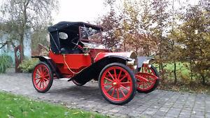 1909 Hupmobile Model 20