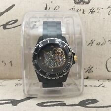 Sanrio Hello Kitty Watch Black Gold Color NEW and SEALED Limited Edition