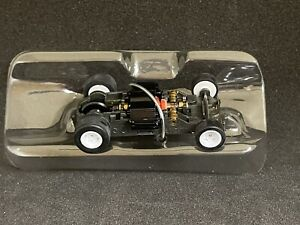 ORIGINAL AFX MEGA G 1.5 CHASSIS (NOT G+) WITH BODY CLIP - DISCONTINUED