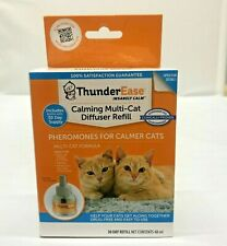 ThunderEase Calming Multi-Cat Diffuser REFILL  Expires 03/2022