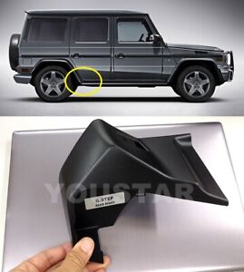 EXPRESS 1x REAR RIGHT Side Step Running Board End Cap for Mercedes W463 G Class