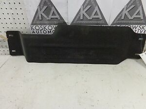 Skid Plate Cover 1985 Ford Bronco II