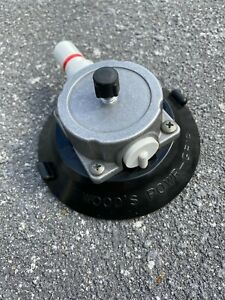 Wood's Power Grip - Laurel MT Suction Cup Made in the USA