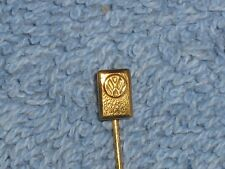 Vintage 18K Gold Lapel Pin .8 Grams Volkswagon Rare VW Stick Pin Hallmarked 750