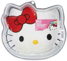 Hello Kitty Cake Pan Baking Cooking Tray Molds Pans Chocolate Fun Birthday Party