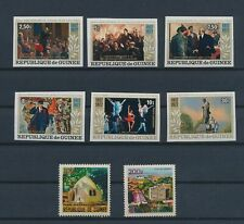 LM15075 Guinea imperf october revolution fine lot MNH