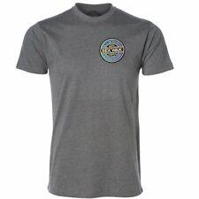 New listing Sex Wax T Shirt T-shirt Graphite Gray Surf  Men Skim Wake Body FREE SHIPPING T's