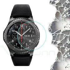 3x Pellicola VETRO temperato trasparente display per Samsung Galaxy Gear S3 M3C0