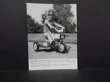 Vintage Photo, Miniature Cars, Children #33