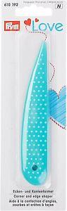 Prym Love Light Blue Polka Dot Corner and Edge Shaper