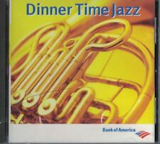 Dinner Time Jazz Music CD Soundies 13 Tracks Dorsey Welk Laine Day & More