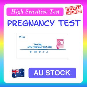 Pregnancy Test Strips (HCG) Urine Fertility Kit HPT High Sensitive