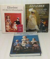 Effanbee Collector's Encyclopedia Doll Books Formative Years John Axe