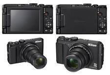 Nikon COOLPIX S9900 16.7MP Digital Camera - BLACK *UK STOCK*