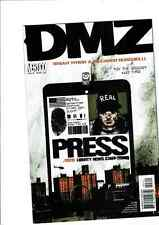 "DMZ #3 Vertigo/DC!!! Syfy ""TV"" series! 3rd! DMZ BRIAN WOOD!!! 1st Print! NM!"