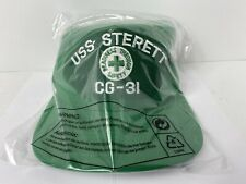 New Us Navy Usn Ship baseball hat/cap Uss Sterett Cg-31 Military Cruiser