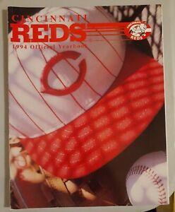 1994 Cincinnati Reds MLB Baseball Yearbook PROGRAM