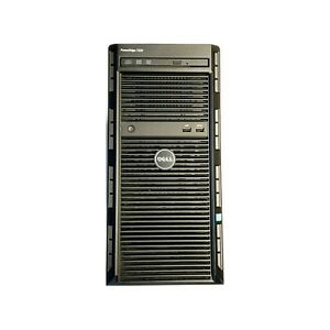 Dell PowerEdge T130 Tower Server Intel Xeon E3-1220 v5 3.00 GHz 12GB RAM
