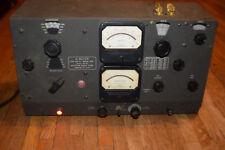 vintage working Boonton Radio Corporation Q Meter Type 260-a nice
